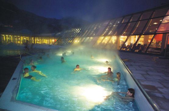 Alpentherme Gastein - Thermenurlaub im Salzburger Land