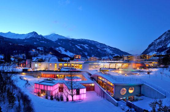 Alpentherme Gastein - Ausflugsziele im Salzburger Land & in der Stadt Salzburg