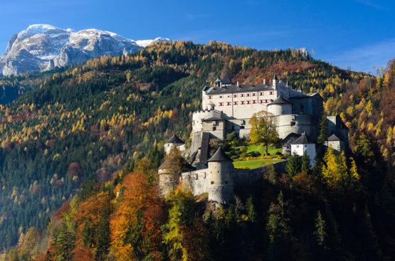 Erlebnisburg Hohenwerfen - Ausflugsziele im Salzburger Land & in der Stadt Salzburg