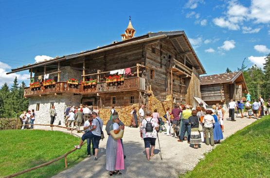 Freilichtmuseum - Ausflugsziele im Salzburger Land & in der Stadt Salzburg
