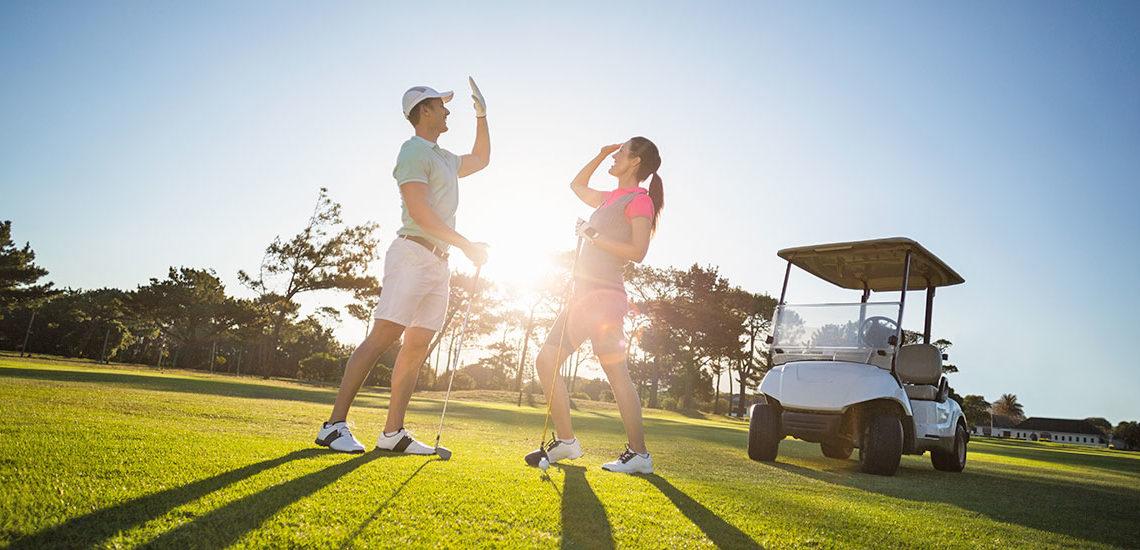 Golfen - Sommerurlaub in Gastein, Salzburger Land