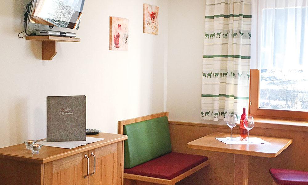 """""""Drei-Berge-Blick"""" - Ferienwohnung in Dorfgastein, Haus Schnepfleitner"""