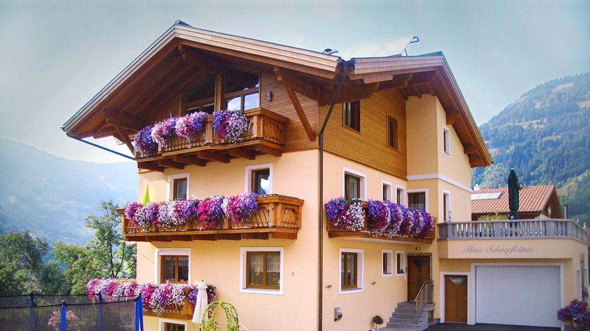 Haus Schnepfleitner - Ferienwohnung in Dorfgastein