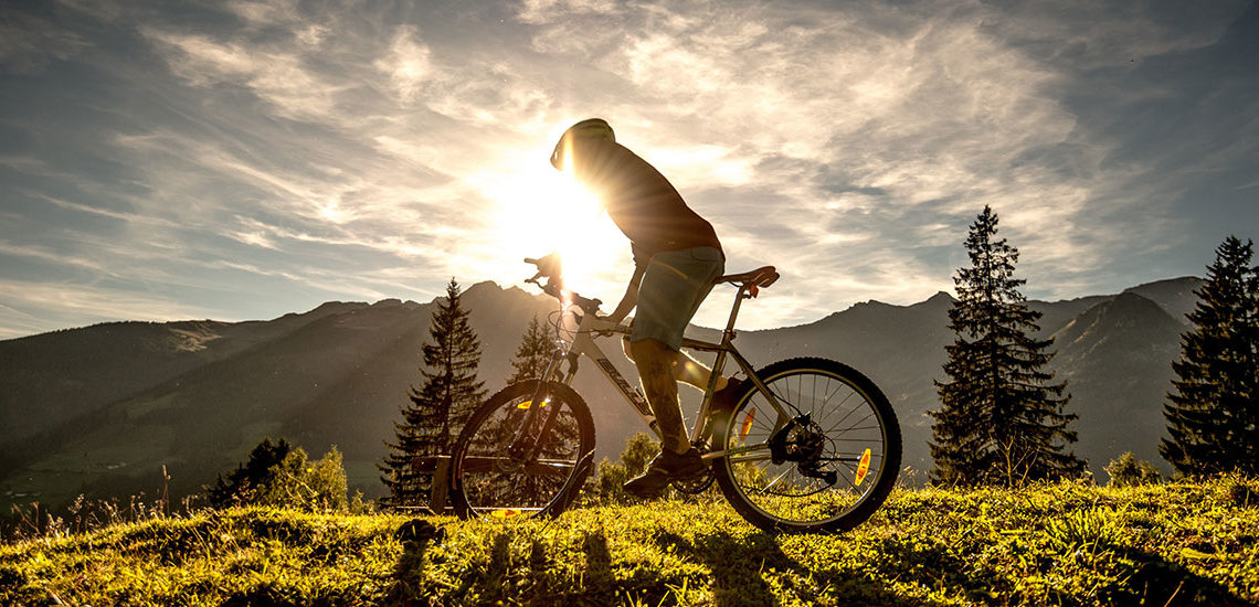 Mountainbiken - Sommerurlaub in Gastein, Salzburger Land