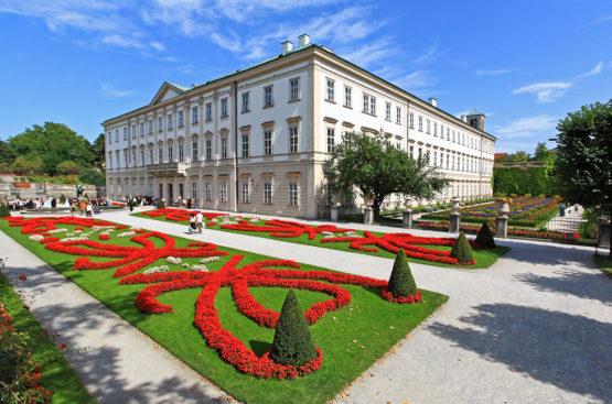 Schloss Mirabell - Ausflugsziele im Salzburger Land & in der Stadt Salzburg