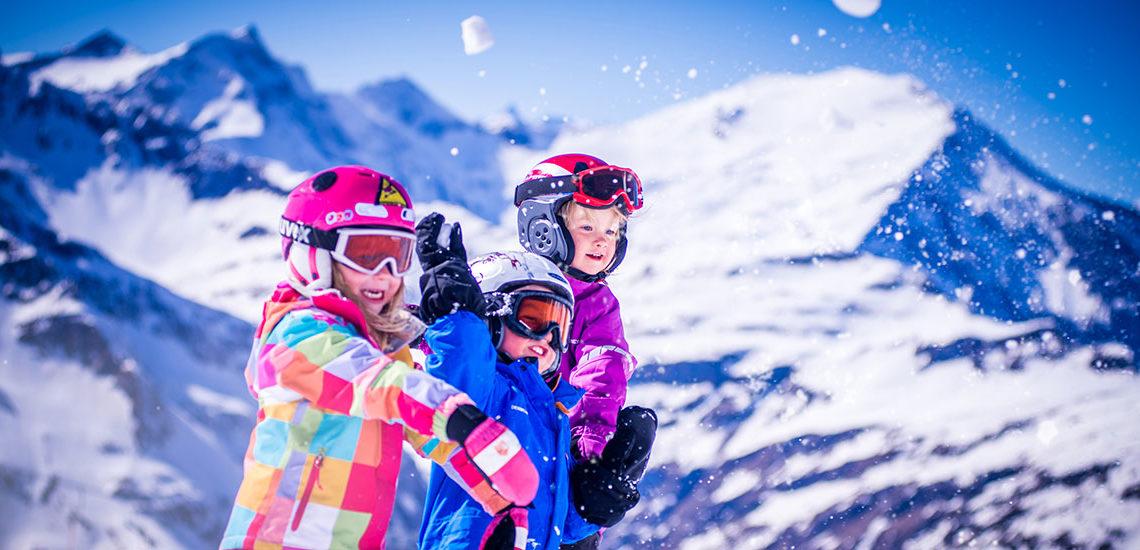 Skifahren im Skiurlaub in Gastein, Ski amadé