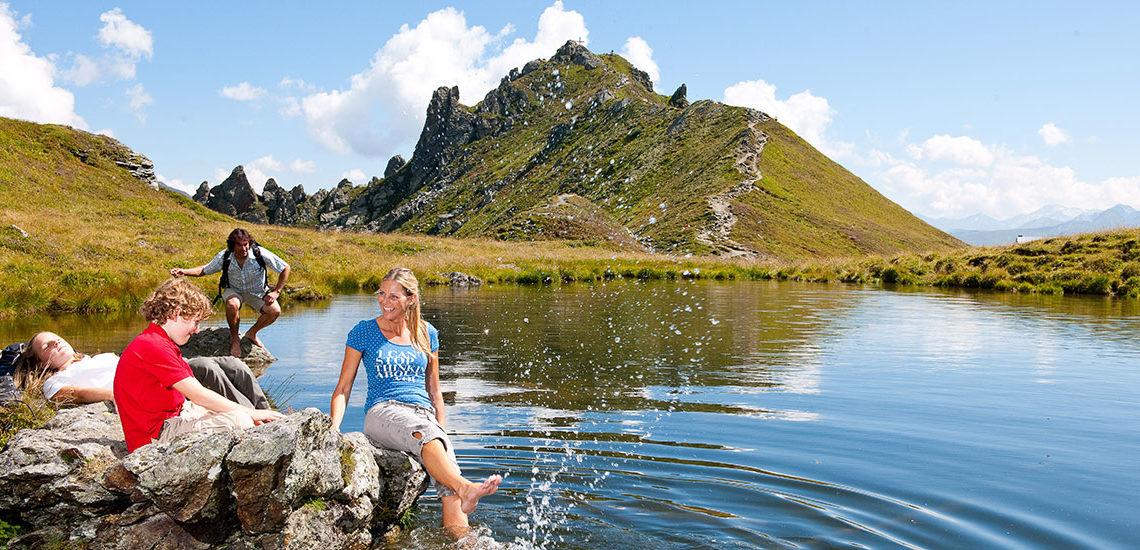 Wandern - Sommerurlaub in Gastein, Salzburger Land