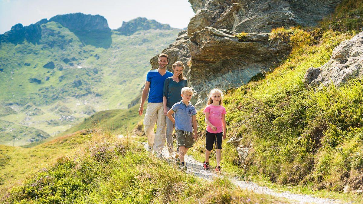 Sommer- & Wanderurlaub im Gasteinertal, Salzburger Land